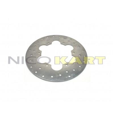 Disco freno posteriore TOP KART MINI standard D.200 Sp.2,5mm