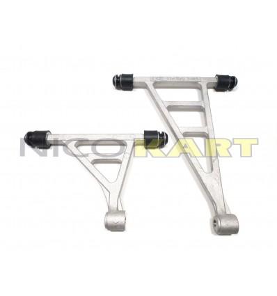 Supporto Radiatore LGK in alluminio Kit