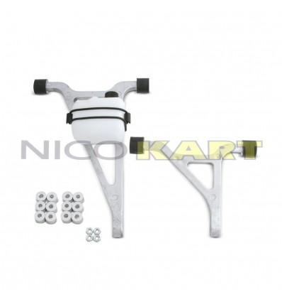 Supporto Radiatore R.R. in alluminio Kit