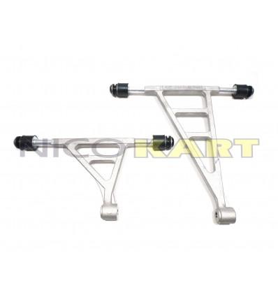 Supporto Radiatore LGK in alluminio Kit modello XL