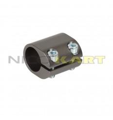 Morsetto in alluminio per barra stabilizzatrice D.28mm