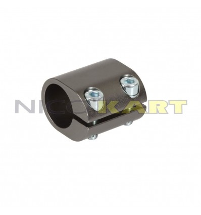 Morsetto in alluminio per barra stabilizzatrice D.30mm