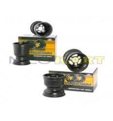 Set 4 cerchi DOUGLAS modello VLV in magnesio misura 132/212mm