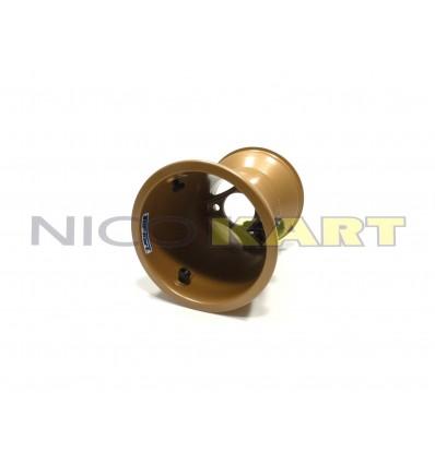 Cerchio posteriore TOP KART in magnesio misura 180mm