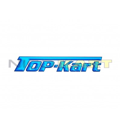 Portacorona TOP KART D.25mm in ergal anodizzato