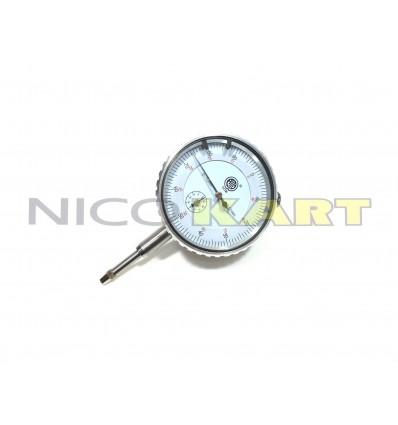 Comparatore centesimale con meccanismo anti shock