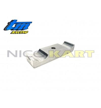 Cavallotto in alluminio per  piastra motore TM
