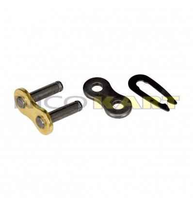 Maglia di giunzione REGINA per catena passo 1/2-428 HK per 125 KZ