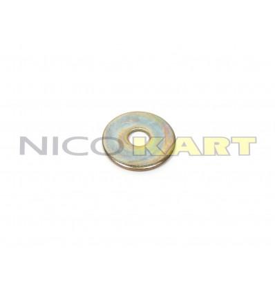 Rondella piana zincata alta qualità Di.12 De.36mm