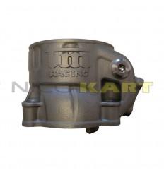 Ricromatura cilindro (riporto in nikasil) alesaggio 54mm con riparazioni e saldature