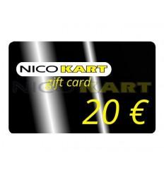 Buono regalo da € 20,00