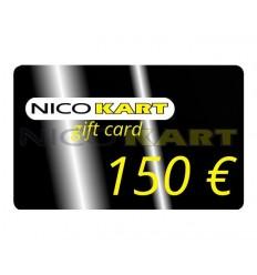 Buono regalo da € 150,00