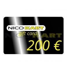 Buono regalo da € 200,00