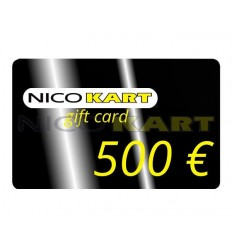 Buono regalo da € 500,00