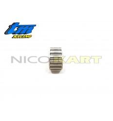 Gabbia a rulli biella inferiore IKO argentata D.22mm