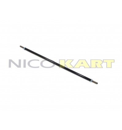 Tirante freno in acciaio inox D.6mm con copertura