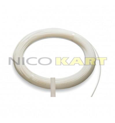 Tubo freno in nylon De.4mm Di.6mm 80 bar