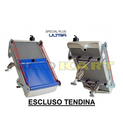 Radiatore KG Special Plus Ultra H.440mm L.255mm Sp.40mm