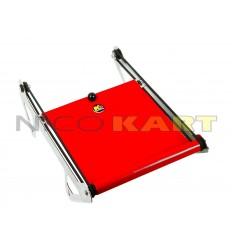 Tendina Radiatore KG Special Plus colore Rosso