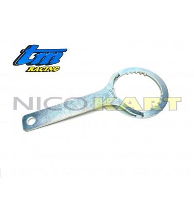 Chiave blocca tamburello frizione TM 125 KZ