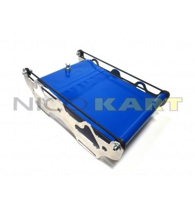 Tendina radiatore CNC colore blu