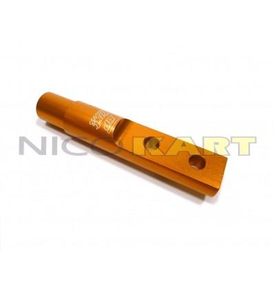 Supporto TOP KART per culla silenziatore 125 KZ L.14,5cm