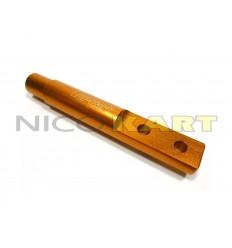 Supporto TOP KART per culla silenziatore 125 KZ L.18,5cm