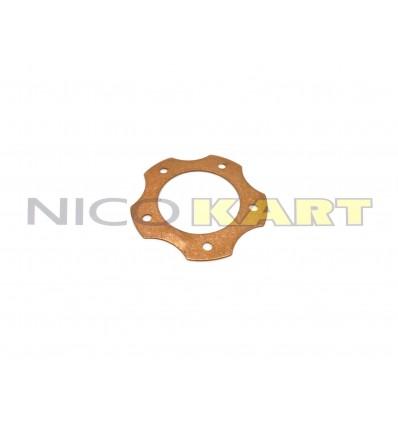 Rasamento biella stellato COMER KWE60-MINI/BABY foro 18mm Sp.0,5mm