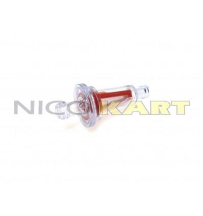 Filtrino colorato per tubo benzina