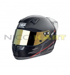 Casco OMP GP 8K CARBON