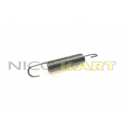 Molla LGK per aggancio supporto carenature laterali L.80mm