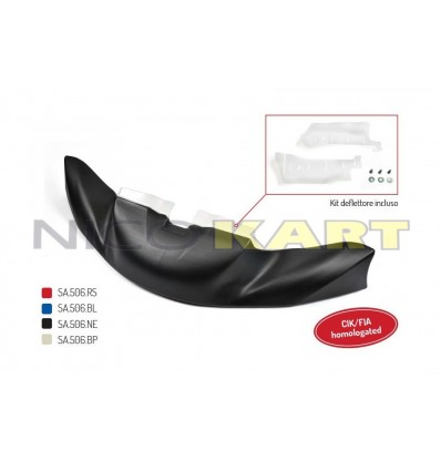 Spoiler anteriore KG mod. 506