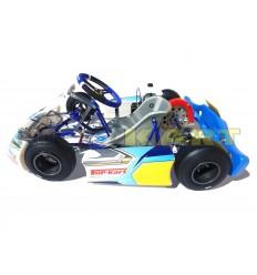 Go-Kart Top Kart Kid Kart RT20 + Motore Comer C 50 + accessori pronto corsa +  gomme Vega SL10