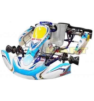 Telaio Completo Top-Kart KZ RT20 modello Dreamer omologato CIK FIA