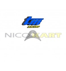 Piastrino fissaggio collettore aspirazione TM KZ10 standard