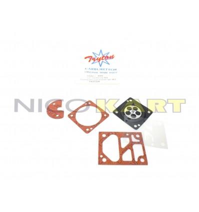 Kit guarnizioni + membrane per carburatore TRYTON M2