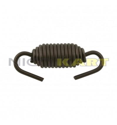Molla collettore-marmitta con occhielli girevoli L.55mm