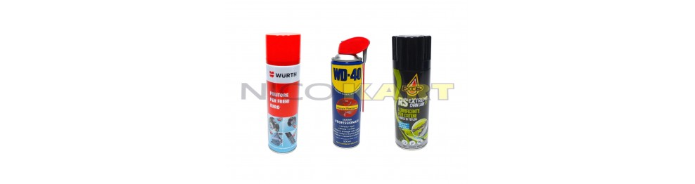 Spray Catena-Pulizia