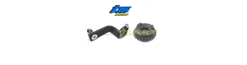 Cambio ed accessori KZ10C