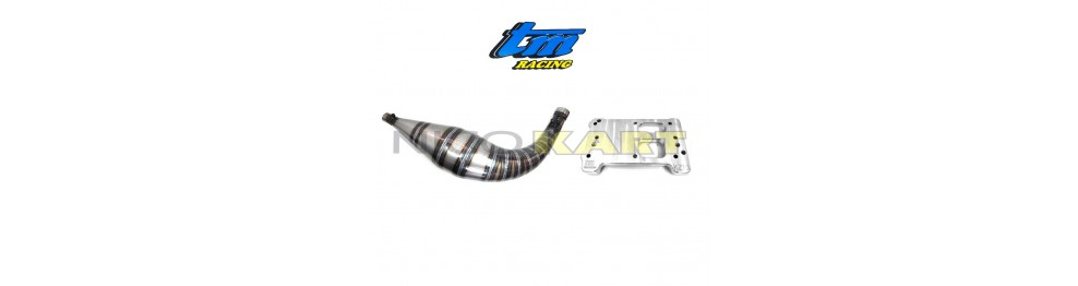 Marmitta piastre ed accessori KZ10C