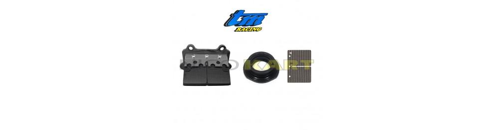 Pacco lamellare convogliatore ed accessori K9B