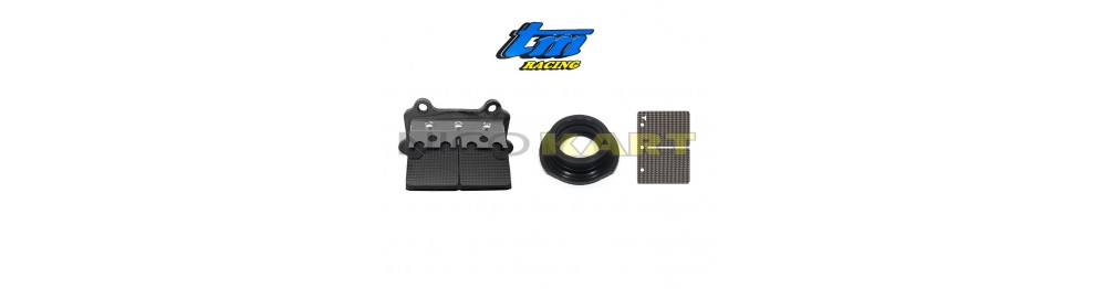 Pacco lamellare convogliatore ed accessori K9C