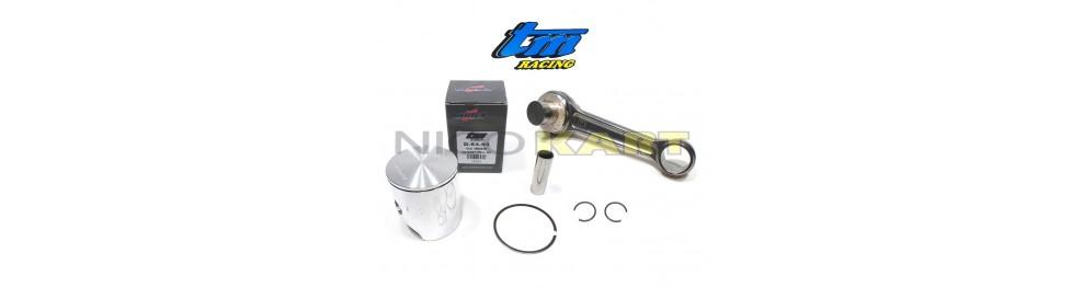 Pistone biella albero ed accessori KZ10