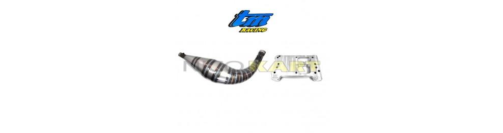 Marmitta piastre ed accessori KZ10